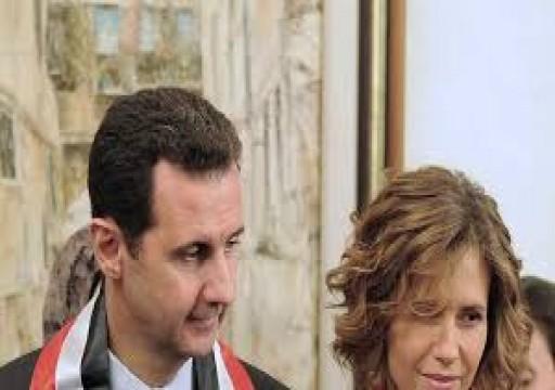 واشنطن تفرض عقوبات على الأسد وزوجته وكيانات سورية أخرى