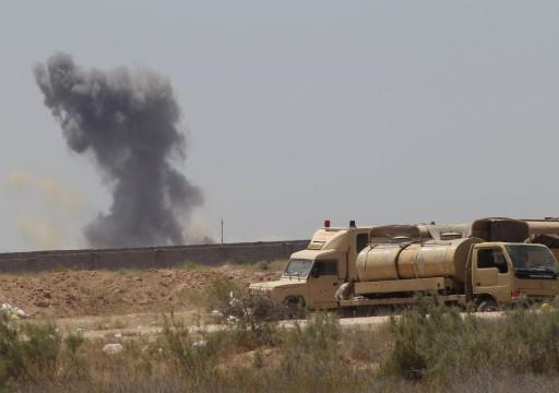 هجوم صاروخي يستهدف قاعدة عسكرية تضم أمريكيين قرب بغداد