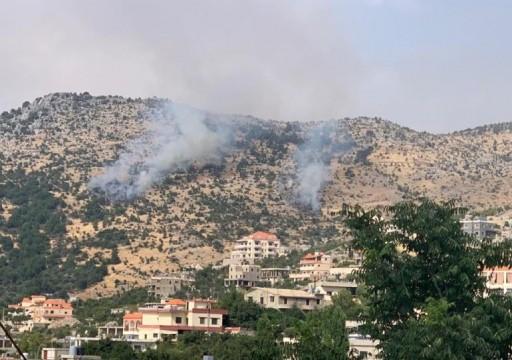 لبنان يدين الاعتداء على سيادته وتأهب إسرائيلي تحسبا لرد محتمل من حزب الله
