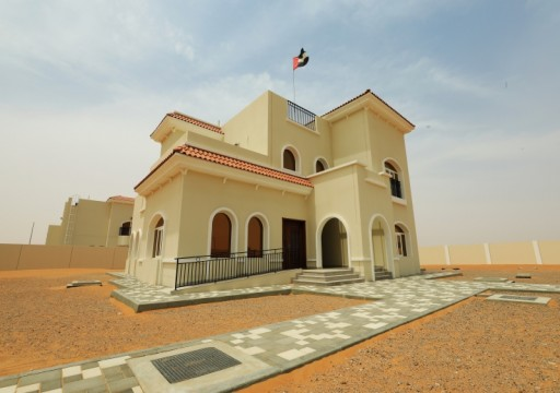 اتفاقية لتطوير مساكن الفلاح في أبوظبي بمليار و882 مليون درهم