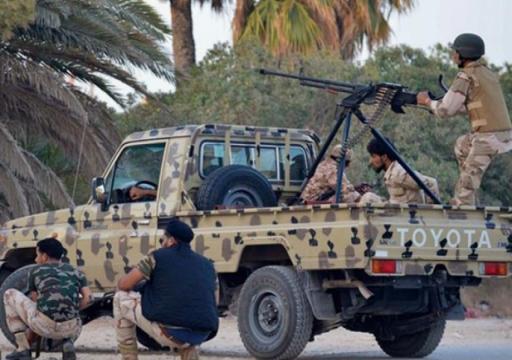 قوات الوفاق تصد هجوماً لحفتر باتجاه مصراته وتقصف مواقعه بالوشكة