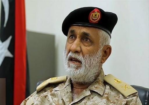 الوفاق الليبية تشترط انسحاب حفتر مقابل وقف اطلاق النار