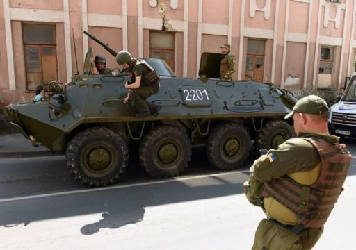 أوكرانيا تعلن عن هدنة مع الانفصاليين الموالين لروسيا