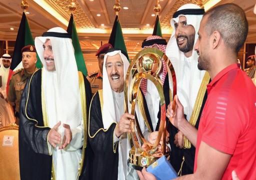 الكويت يهزم القادسية ويتوج بلقب كأس الأمير