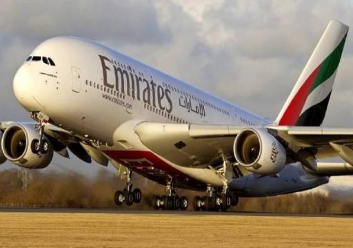 طيران الإمارات: تأجيل تسليم طائرات بوينج قد يؤثر على خطط أسطول الشركة