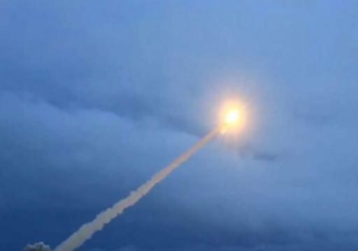تركيا تختبر بنجاح إطلاق صاروخ كروز