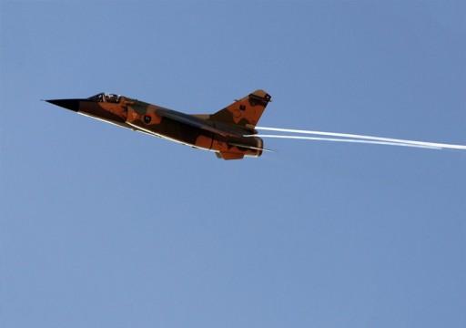 طيران حكومة الوفاق الليبية يستهدف قاعدة الجفرة ومنطقة العربان