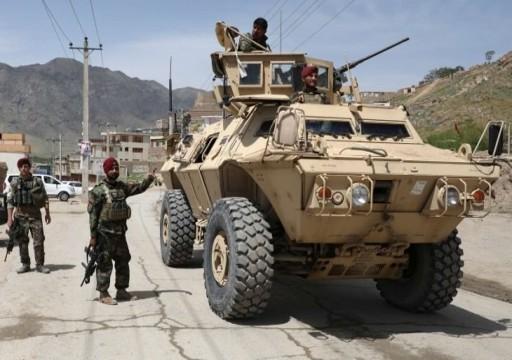 قتلى وجرحى في هجوم لطالبان على موقع عسكري جنوبي أفغانستان