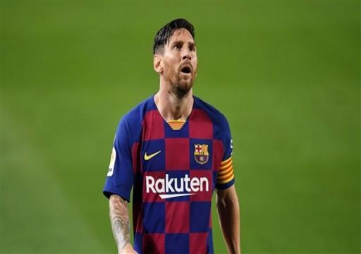 ميسي:  ريال مدريد استحق اللقب وبرشلونة لن يفوز بالأبطال