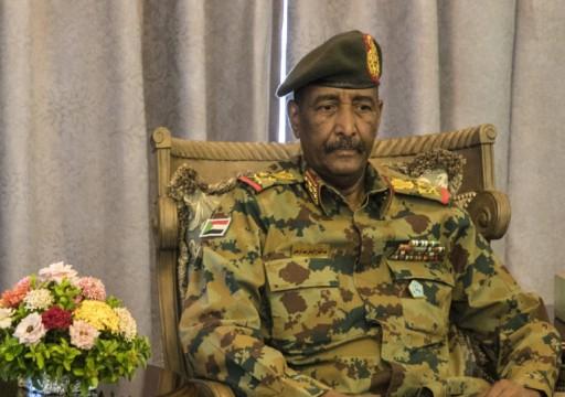 عبد الفتاح البرهان: علاقات السودان وتركيا متطورة في كافة المجالات