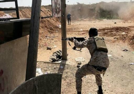 الجيش الليبي يحاصر ترهونة وأغلب مليشيا حفتر غادرتها