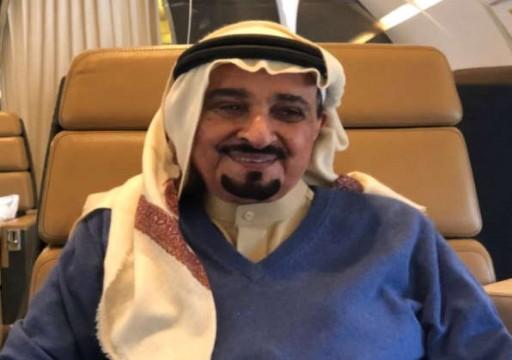 حاكم عجمان يوجه بصرف 3 ملايين درهم دعماً لـ 1000 أسرة متضررة من أزمة كورونا