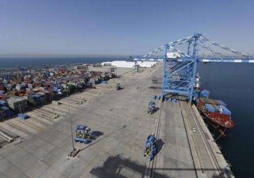 موانئ أبوظبي تخطط لتوسعة ميناء خليفة بتكلفة مليار دولار