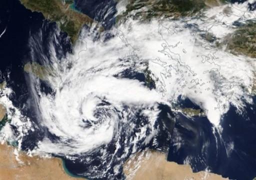 ناسا تحذر من إعصار نادر يقترب من مصر وفلسطين والأردن