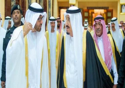 بعد زيارة محمد بن زايد للرياض.. أبوظبي توجه لها انتقادات لاذعة دون أن تسميها