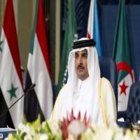 أمير قطر: يجب ألا تكون فلسطين رهينة خلافاتنا السياسية
