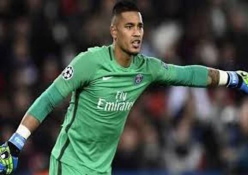 ريال مدريد يعلن انتهاء إعارة الحارس الفرنسي أريولا