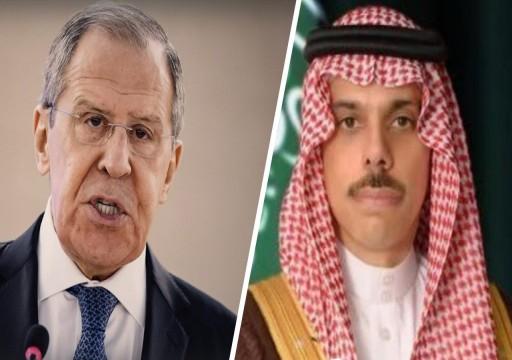 مباحثات روسية سعودية حول تطورات أزمة اليمن