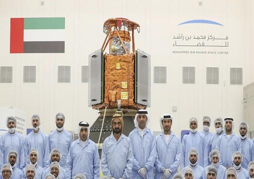 الإمارات تعلن عقد اتفاقيات جديدة مع وكالة الفضاء الأوروبية وناسا
