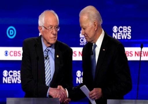 جو بايدن يفوز بانتخابات الديمقراطيين التمهيدية في واشنطن