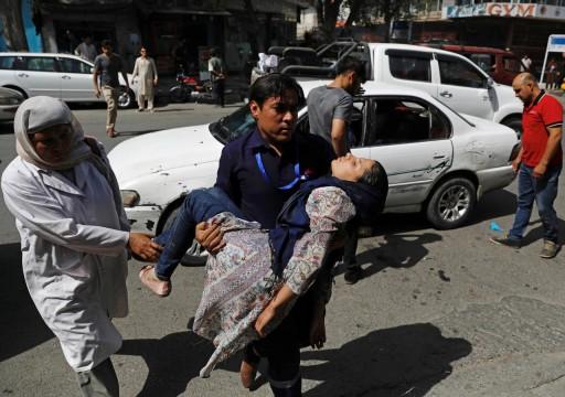 طالبان تعلن مسؤوليتها عن تفجير في كابول أوقع 14 قتيلاً و145 مصاباً