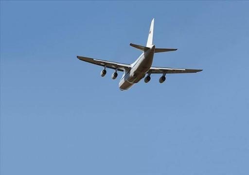 الجيش الليبي: طائرتا شحن روسية تحطان بمدينة سرت