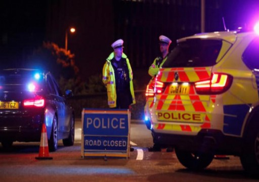 الشرطة البريطانية: إصابة شخصين في حادث طعن وسط لندن