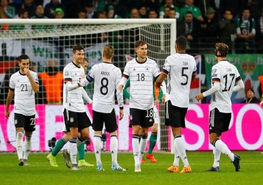 فوز ألمانيا وبلجيكا في تصفيات يورو 2020