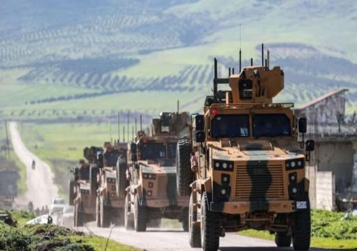 تعزيزات تركية ضخمة إلى سوريا عقب دعم عسكري إماراتي للانفصاليين الأكراد