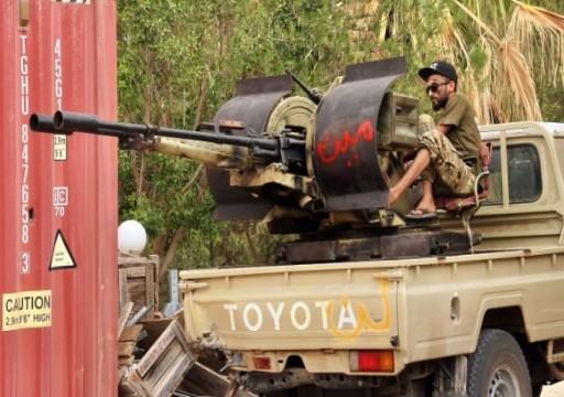 الجيش الليبي يعلن رسميا انطلاق عملية تحرير مطار طرابلس