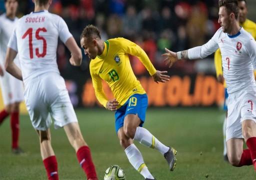 أرسنال يقترب من ضم جوهرة البرازيل