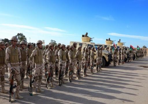 طرابلس تتهم أبوظبي بدعم وتمويل هجوم حفتر على العاصمة الليلة الماضية