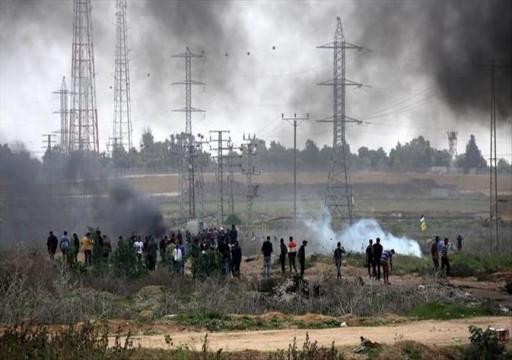 استشهاد فلسطينيَين وإصابة 66 آخرين برصاص الاحتلال شرقي غزة