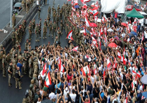 لبنان.. زعيم حزب الله في لبنان يدعو أنصاره لترك ساحات الاحتجاج