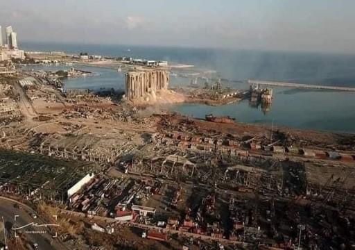 الرئيس اللبناني يتوعد بمحاسبة المسؤولين عن انفجار بيروت