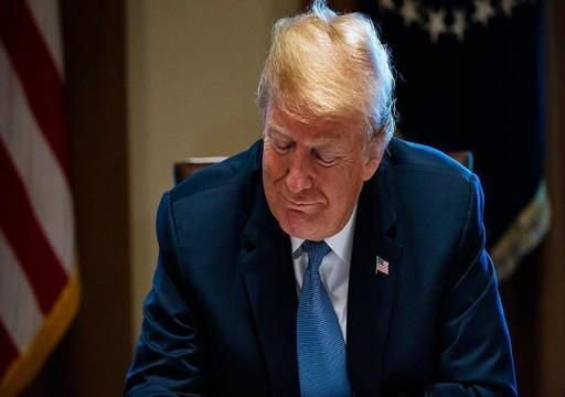 ترامب: أمريكا لن ترفع العقوبات من أجل التفاوض مع إيران