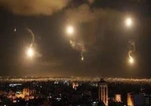 سوريا.. إسرائيل تضرب جنوب دمشق ومصادر تشير إلى استهداف قواعد إيرانية