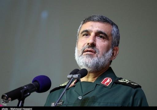 مسؤول إيراني: الوجود العسكري الأمريكي بالخليج هدف وليس تهديداً