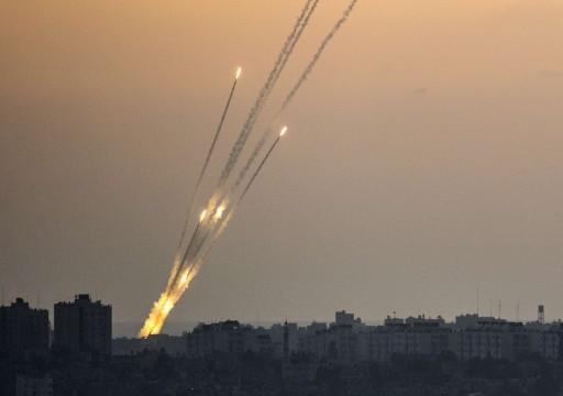 مسؤول أمني إسرائيلي يزعم: حماس أبلغتنا قرار وقف إطلاق الصواريخ