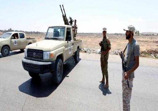 """ليبيا.. داخلية """"الوفاق"""" تحبط مخططا لتنفيذ هجمات إرهابية داخل طرابلس"""