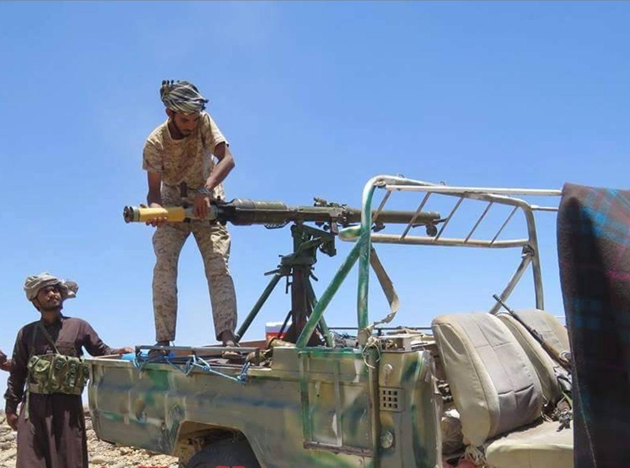 التحالف يحبط تهريب صواريخ مضادة للطائرات إلى اليمن