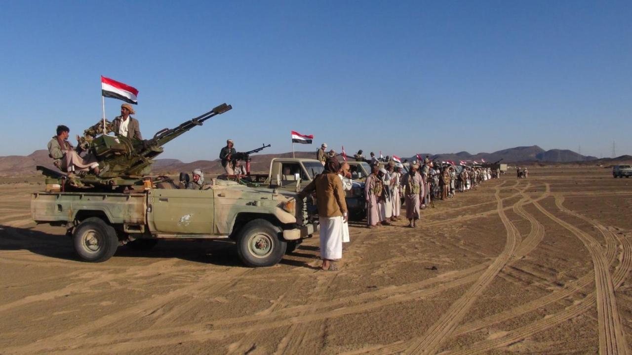 """المقاومة اليمنية تبدأ عملية """"تطهير صنعاء"""" من الحوثيين"""