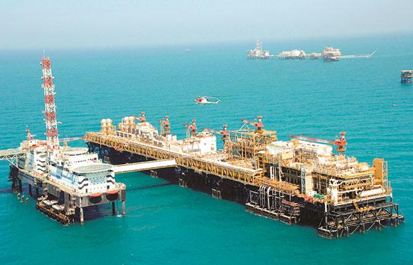 3.09 مليون برميل يومياً إنتاج الإمارات من النفط
