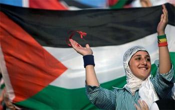 تغريم ناديين أوروبيين 50 ألف دولار لرفعهما العلم الفلسطيني