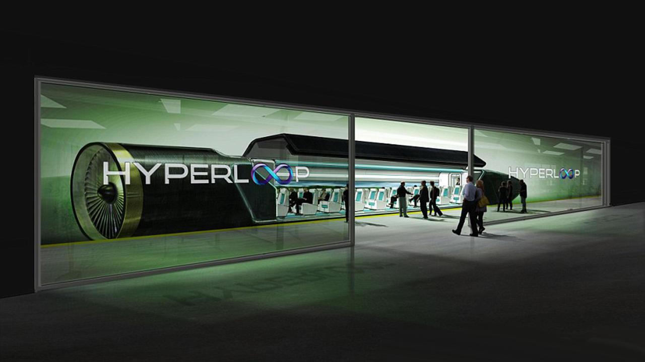 توقيع اتفاق في أبوظبي لدراسة إنشاء نظام نقل فائق السرعة