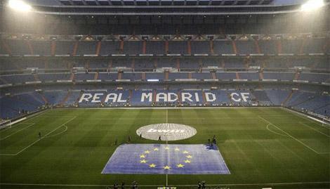 """مخطط لإقامة منتج نادي """"ريال مدريد"""" في أبوظبي بقيمة مليار دولار"""