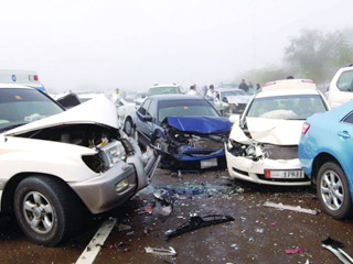 """""""التأمين"""" تسدد 5.6 مليارات درهم كلفة حوادث السيارات والمسؤولية المدنية"""