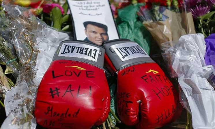الرئيس التركي سيحضر جنازة اسطورة الملاكمة محمد علي كلاي الجمعة