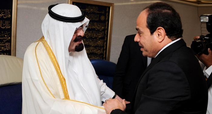الرئيس اليمني يطلب من السيسي التوسط لدى السعودية للحصول على الدعم
