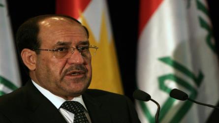 الأكراد يسحبون وزراءهم من حكومة المالكي